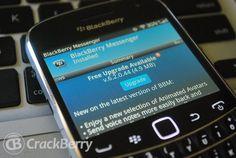 New BBM Update 6.2.0.44 Available Blackberry Messenger, Phone, Telephone, Mobile Phones