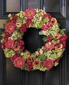 A masterpiece of beloved flowers, headlined by vivid pink and peach blooms, will fill any room with joy. Every element in the Valencia Mixed Floral Wreath is exquisitely detailed by hand for a fresh-cut aesthetic, then carefully arranged for unmatched depth and fullness. Grand Entrance, Valencia, Cleaning Wipes, Greenery, Fill, Floral Wreath, Bloom, Peach, Joy