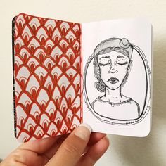 mini daily doodles by artist Roxanne Coble (aka BY BUN)