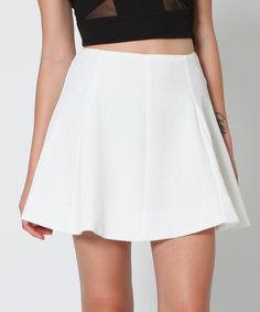 #generalpants.com.au      #Skirt                    #SPORTY #TEXTURED #SKIRT  SPORTY TEXTURED SKIRT                               http://www.seapai.com/product.aspx?PID=961173