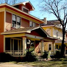 ThisOldHouse | Best Old House Neighborhoods 2011.   North Oak Cliff, Dallas, Texas