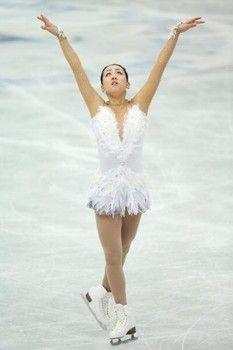 Mao!!! Graceful as a Swan...