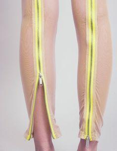 Nice Zips via We Are Glitter Tumblr