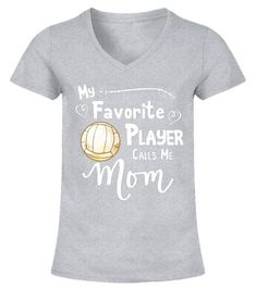 "# My Favorite Player Calls Me Mom T-Shirt Volleyball Tee Shirt .  Special Offer, not available in shops      Comes in a variety of styles and colours      Buy yours now before it is too late!      Secured payment via Visa / Mastercard / Amex / PayPal      How to place an order            Choose the model from the drop-down menu      Click on ""Buy it now""      Choose the size and the quantity      Add your delivery address and bank details      And that's it!      Tags: My Favorite Player…"