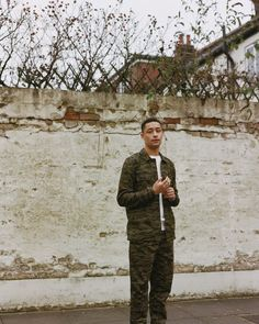 Loyle Carner. Notion Magazine 75