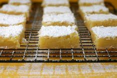 Bakerella Lemon Bars