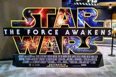 Big Ass Poster For #StarWars #TheForceAwakens  #FLYGUY #twitter #googleplus