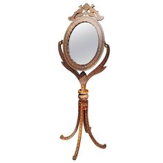 19th Century Anglo-Indian Palisander and Ivory Inlaid Mirror | From a unique collection of antique and modern more mirrors at https://www.1stdibs.com/furniture/mirrors/more-mirrors/