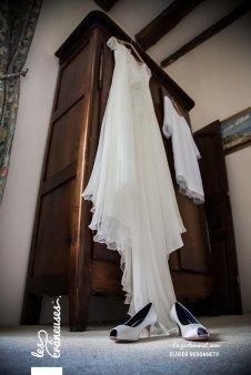 Mariage à l'anglaise à Saint Malo. Bleu, Rose, Navy. ©Les crâneuses, wedding planner & designer.
