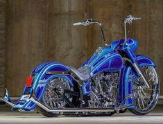 Harley Bagger, Harley Softail, Harley Bikes, Harley Davidson Motorcycles, Motorcycle Wheels, Bobber Motorcycle, Cool Motorcycles, Custom Street Bikes, Custom Bikes