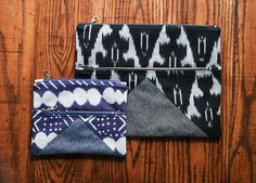 Elemental Zip Pouch Tutorial – Fancy Tiger Crafts