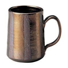 Japanese Beer Mug, Banko Yaki  Pottery, (Togusa) 380ml