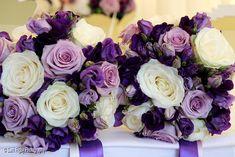 St Oswald's Church & Mercure Haydock Hotel - Wedding - May 2018 Bridesmaid Bouquet, Wedding Bouquets, Wedding Flowers, Bridesmaids, Hotel Wedding, Purple, Rose, Plants, Photography
