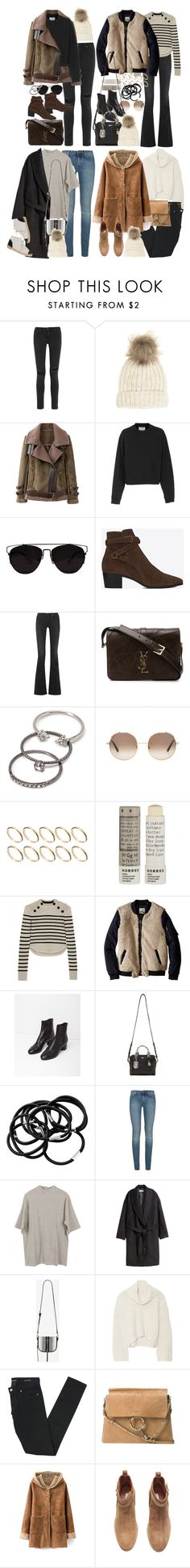 """Inspired with requested beanie"" by nikka-phillips ❤ liked on Polyvore featuring rag & bone, H&M, Acne Studios, Retrò, Yves Saint Laurent, Forever 21, Chloé, ASOS, Korres and Isabel Marant"