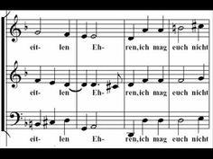 Buxtehude: Jesu Meine Freude, BuxWV 60 - III,IV, V, VI, VII Sheet Music, Play, Food, Musica, Glee, Music Score, Meals, Music Notes, Yemek