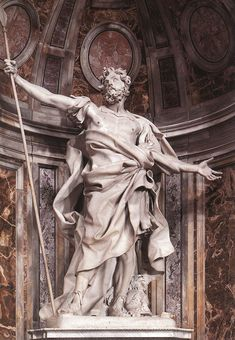 Bernini's Statue of the Man Who Speared Christ | The Best Artists