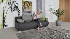 "Moderne Doppelliege ""Clark"" #bed sofa"