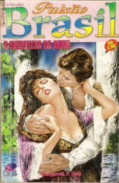 Meus Romances Blog: O Despertar Do Amor - Margareth F. Rios - Paixão B...