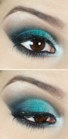 Testei | Paleta de sombras 737 Blue Had me at Hello da Wet 'n' Wild - Tudo Make – Maior blog de maquiagem, beleza e tutoriais de Curitiba.