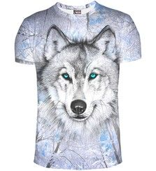 T-Shirt Wolves
