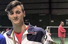 Cinquew News: Badminton, Giovanni Toti del Gsa Chiari vince la m...