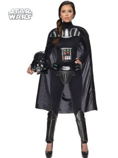 Women's Sexy Darth Vader Costume | Wholesale TV & Movie Costumes for Adults