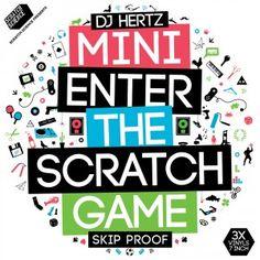 DJ Hertz - Mini Enter The Scratch Game - 3x7''