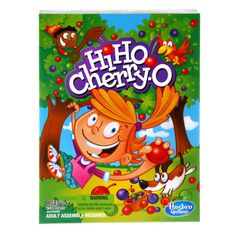 HiHo Cherry-O Counting Game - Board Games - MaxiAids