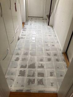 Bathroom Inspiration, Tile Floor, Diy And Crafts, Sweet Home, Room Decor, Stone, Interior, Blog, Handmade