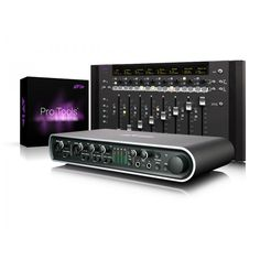 AVID MBox Pro w Avid Artist Mix Bundle + Pro Tools
