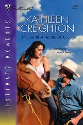 Don't let this get away  The Sheriff of Heartbreak County - http://www.buypdfbooks.com/shop/fiction/the-sheriff-of-heartbreak-county/ #CreightonKathleen, #Fiction