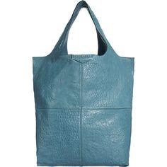 Givenchy George V Apron Bag in Blue (ocean)