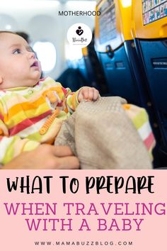 You're going on a trip soon and you're searching for the Best Travel Tips When Flying with a baby. You have a newborn and a tot yet you aren't exactly sure what to prepare and expect.Sounds crazy right?Now that you have a tiny human with you, the thought of traveling across and outside the country may sound overwhelming. It may require so much planning and organization. Check these tips and make your trip awesome with a baby! #traveltips #parenting101 #travelwithbaby Packing List For Travel, Travel Tips, Flying With A Baby, Good Time Management, Indoor Activities For Kids, Going On A Trip, Baby Must Haves, Parenting 101, Traveling With Baby