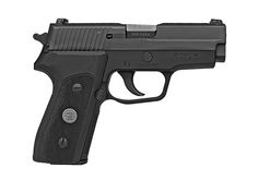 Sig Sauer Semi-Auto Pistol The Sig Sauer® is a slim, trim, semi-auto pistol, designed for carry concealed, while offer. Revolver, 9mm Pistol, Sig Sauer, Survival Equipment, Survival Tools, Shot Show, Night Sights, Fishing Outfits, Self Defense