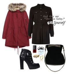 """《☆》《♡》"" by bluveraa ❤ liked on Polyvore featuring Zara, Mei Vintage, Kate Spade, River Island, NARS Cosmetics, women's clothing, women's fashion, women, female and woman"