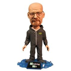 Breaking Bad Walter White Bobblehead Vamanos Pest Variant - SDCC Exclusive