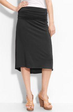 Splendid Foldover Waist Skirt