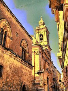 Mediterranean Baroque - Rabat, Malta