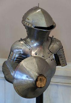 File:KHM Wien S XV - Jousting armour by Jörg and Lorenz Helmschmid front.jpg