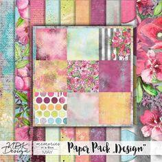 May {Paper-Pack Design} | NBK Design