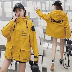 Korean Outfits, Retro Outfits, Girl Outfits, Fashion Outfits, Cyberpunk Mode, Cyberpunk Fashion, Cute Fashion, Girl Fashion, Fashion Design