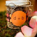 Shabby Chic Wedding Favor Photos, Shabby Chic Wedding Favor Pictures Page 4 - WeddingWire.com