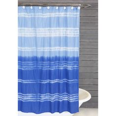 Pom Pom at Home Shaya Shower Curtain #laylagrayce