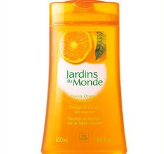 Florida Orange Shower Gel | Yves Rocher