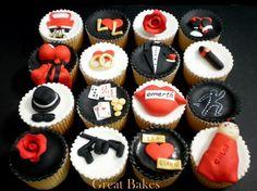Mafia Cupcakes