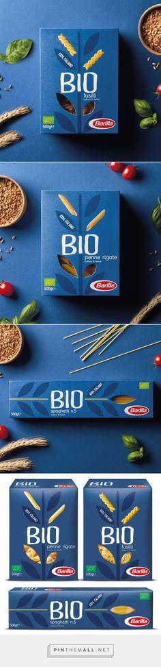 Barilla Bio - Packaging of the World - Creative Package Design Gallery - http://www.packagingoftheworld.com/2018/02/barilla-bio.html