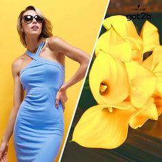 Девушки нуждаются в трех вещах: доброте, заботе и новом платье. #got2b #lifestyle