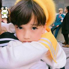 Sigam me : Yasss do amor Cute Asian Babies, Korean Babies, Asian Kids, Asian Cute, Cute Babies, Asian Child, My Children, Kids Boys, Baby Kids