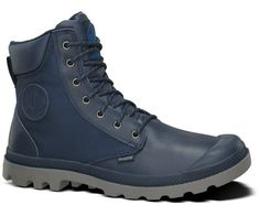Pampa Sport Cuff Wp2 - INDIGO/METAL - Footwear - Men 2013