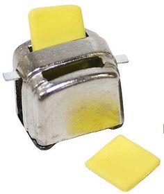 Miniature toaster.